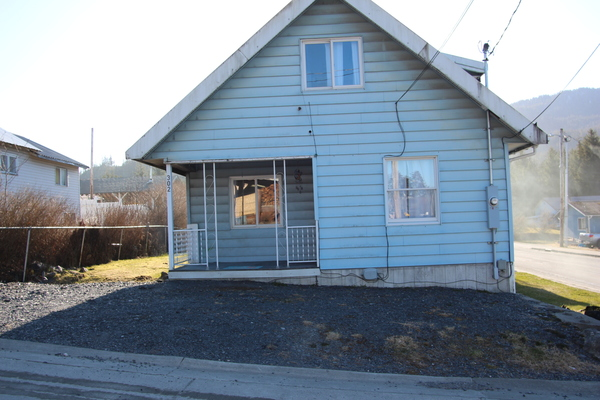 Wrangell, Alaska 99929, 2 Bedrooms Bedrooms, ,1 BathroomBathrooms,Single Family Home,Sold Listings,1154